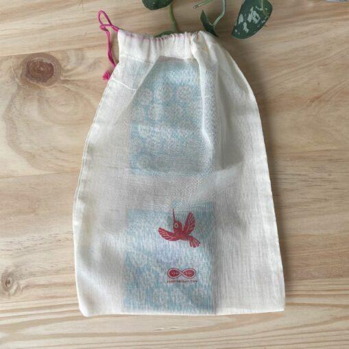 Bolsa de tela para regalo y para granel
