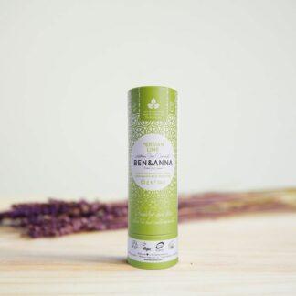 Desodorante persian lime Ben & Anna