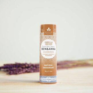 Desodorante natural Vanilla Orchid Ben & Anna