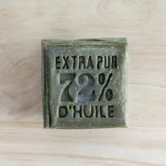 Jabón de Marsella puro hecho de forma artesanal