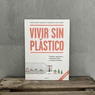 Libro Vivir sin plástico de Patricia Reina y Fernando Gómez