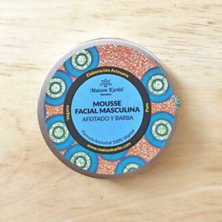 Mousse de afeitado sin plástico Maison karité