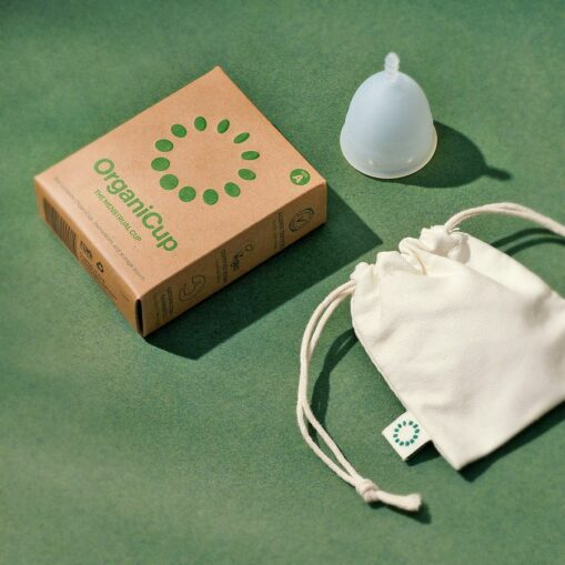 Organic Cup copa menstrual