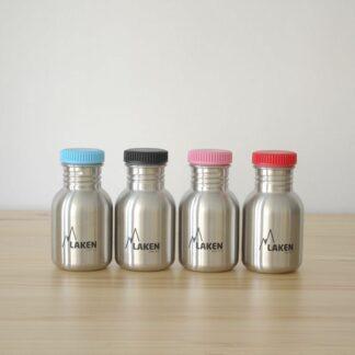 Botellas de acero inoxidable basic steel 500 ml