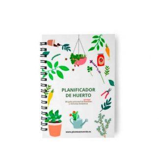 Planificador de huerto urbano Plantea en Verde