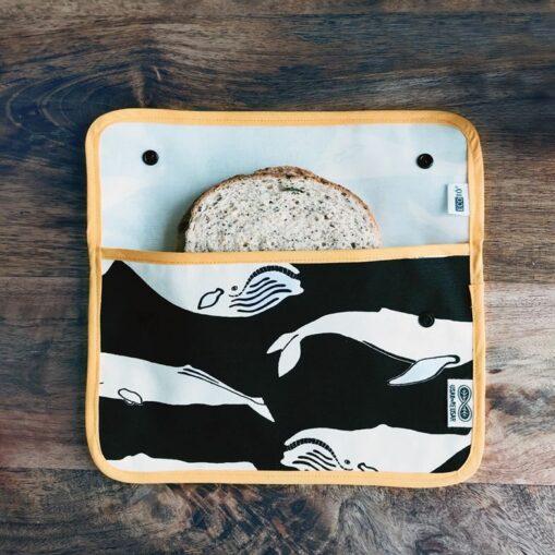 Envoltorio para bocaillos ballena