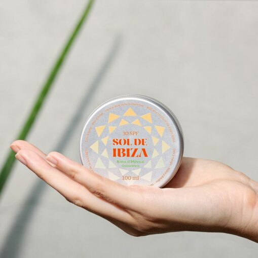 protector slar sin plástico y natural Sol de Ibiza